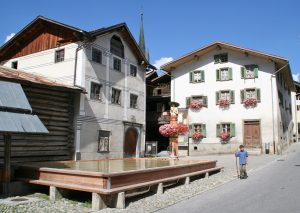 Brunnenfest Safiental_Dorfplatz_gross