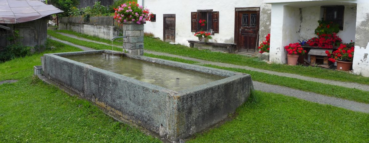 Brunnenmeister Graubünden